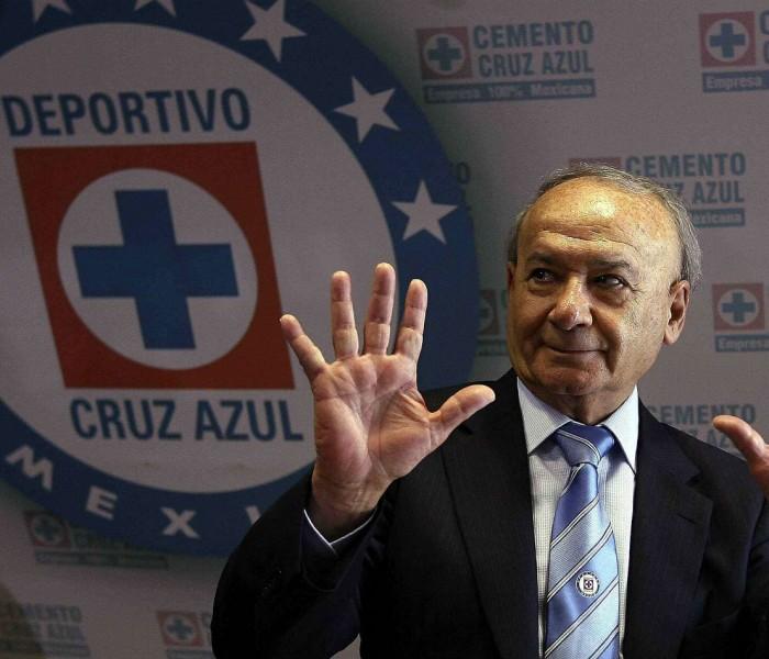 Futbol: No se avecinan cambios en la directiva de Cruz Azul