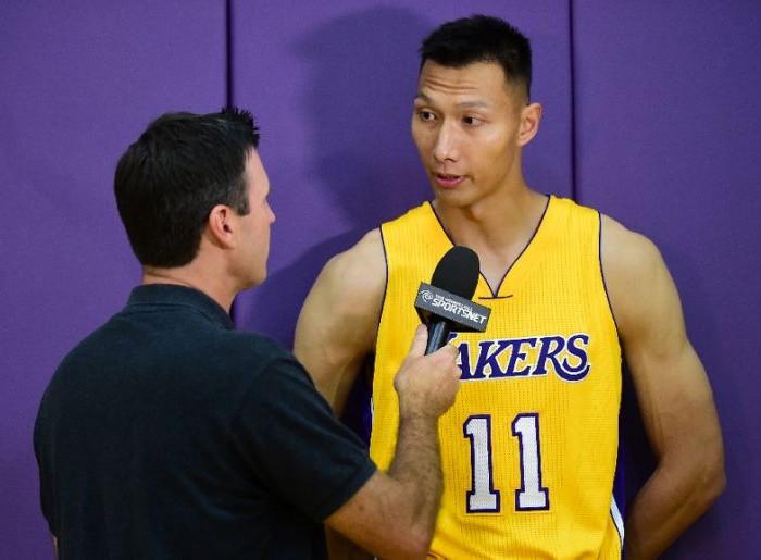 Baloncesto, NBA: Los Lakers cortan a Yi Jianlian