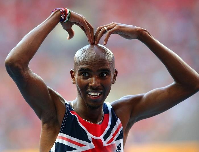 Atletismo: Mo Farah dirá adiós en liga diamante