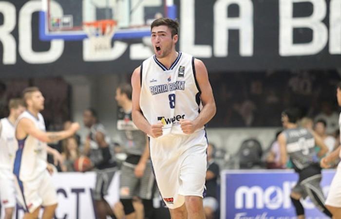 Baloncesto: Liga Sudamericana Bahía Basket es finalista de la Liga Sudamericana