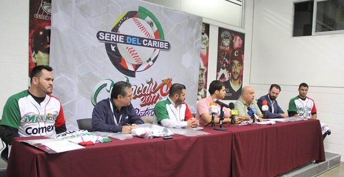 Beisbol, LMP: COMEX será patrocinador de la Serie del Caribe Culiacán 2017