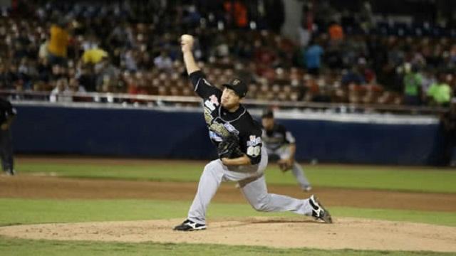 Beisbol, LMP: Imponente el japonés Igarashi y Tomateros vence a los Águilas