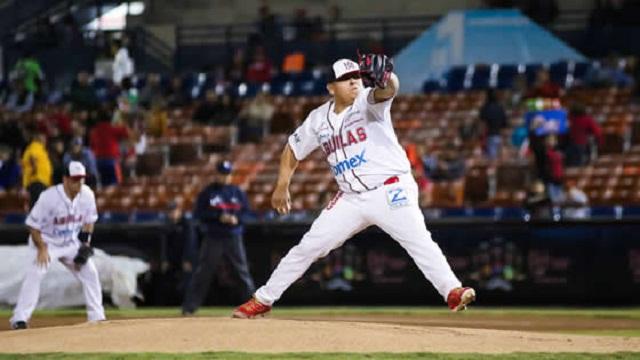 Beisbol, LMP: Solano luce y los Águilas salvan el último en casa ante Tomateros