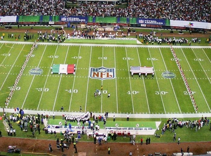 NFL, Futbol Americano: Todo listo para la vista de la NFL a México