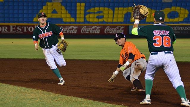 Beisbol, LMB, LPB: Leones de Yucatán sigue de líder en la Liga Peninsular de Beisbol