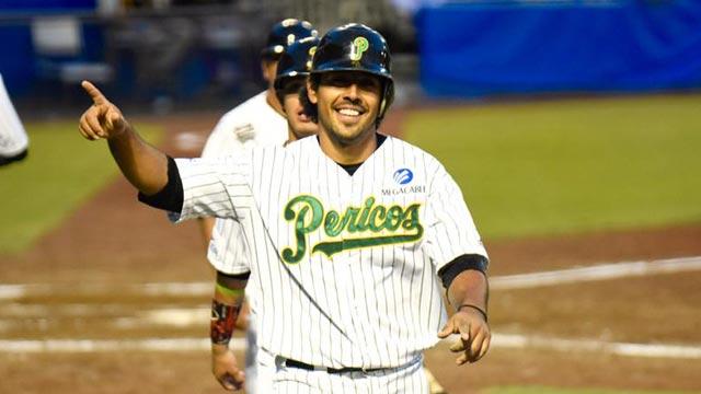 Beisbol, LMB, LIM: Con cuadrangulares de Rodríguez y Pérez, Pericos mantiene el liderato