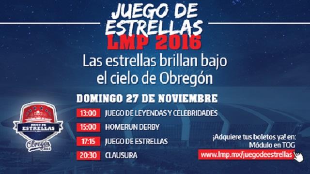 Beisbol, LMP: Habrá fiesta entre leyendas y celebridades previo al Juego de Estrellas