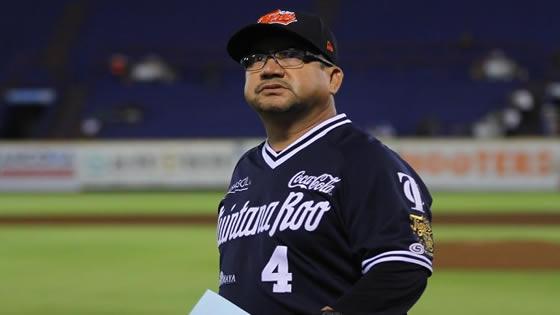 Beisbol: Los Águilas cambian de estratega, Vizcarra nuevo manager