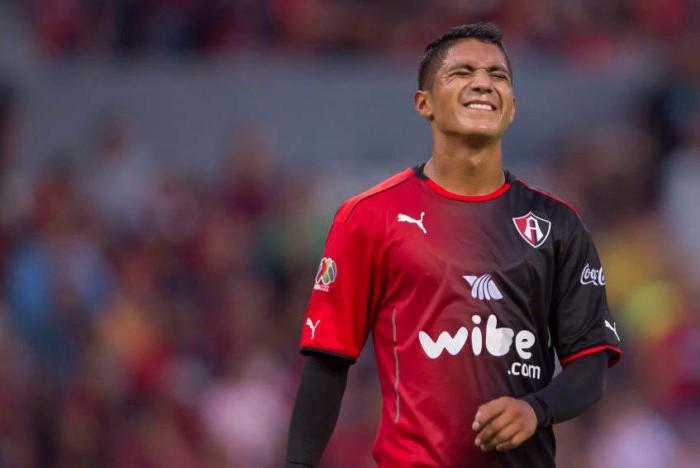 Futbol: Cándido Ramírez queda fuera este torneo y el siguiente