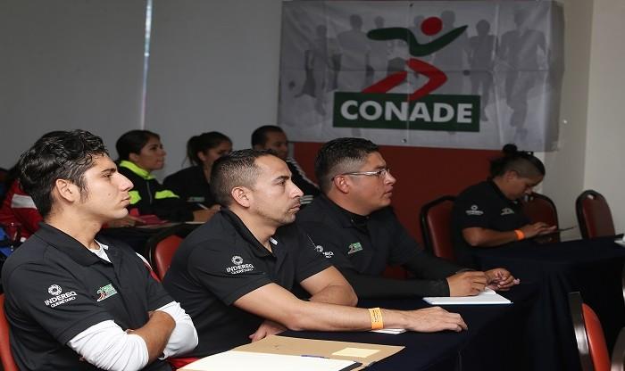 """CONADE: CONADE REFUERZA ESTRATEGIA DE ACTIVACIÓN FÍSICA  """"MUÉVETE"""""""
