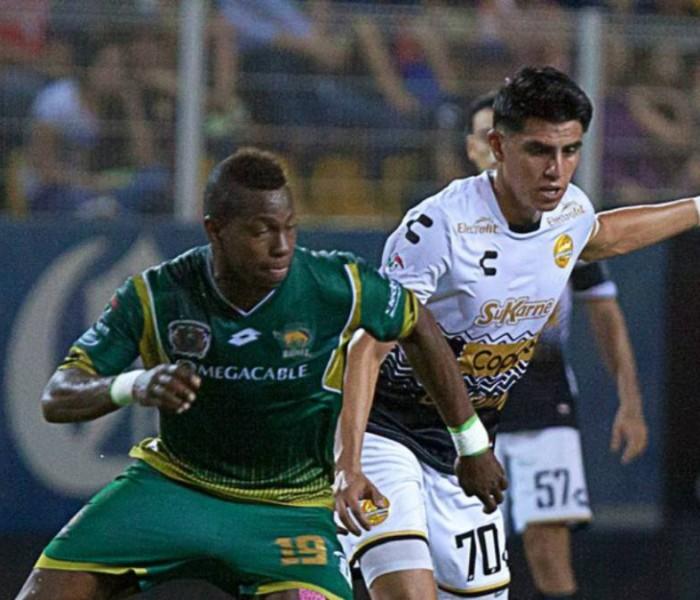 Futbol: Dorados de Sinaloa y UAEM igualan en la ida