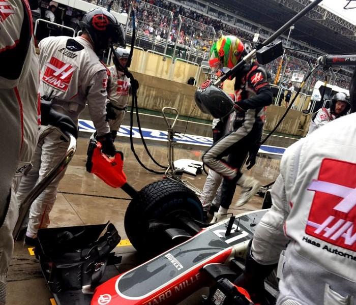 Automovilismo: Gutiérrez frustrado ante fallas de Haas