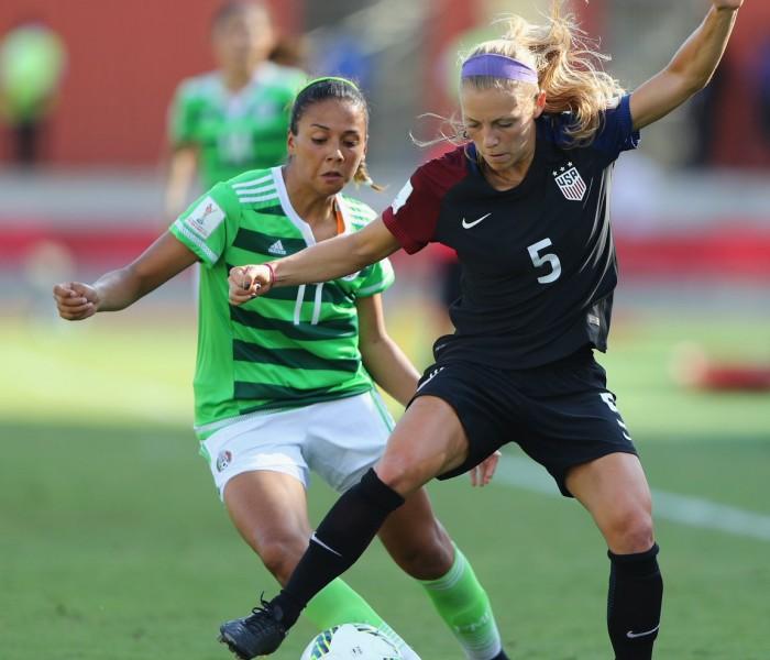 Futbol: México fue eliminado por Estados Unidos en el Mundial Femenil