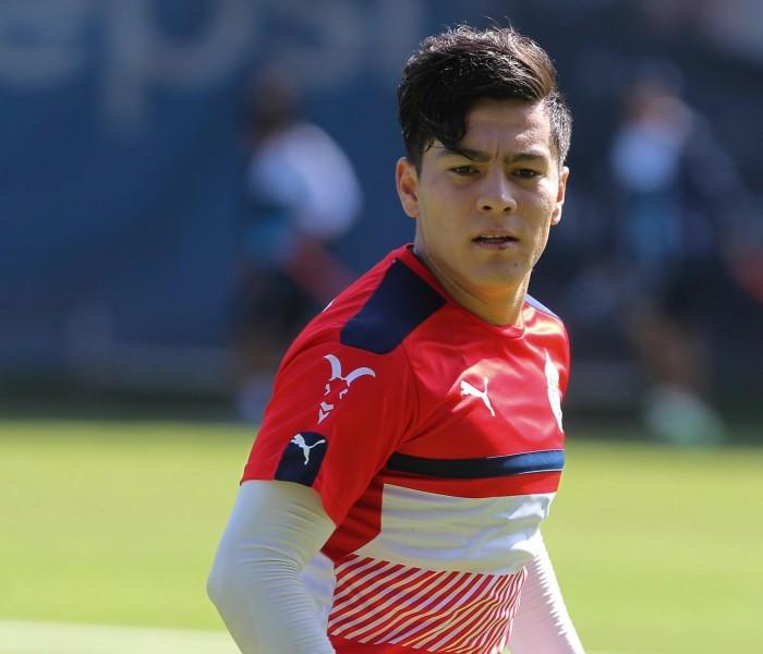 Futbol: Chivas trabajó para mejorar su definición frente a la portería