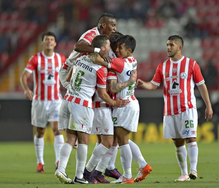 Futbol: Necaxa anunció a sus transferibles para el Clausura 2017