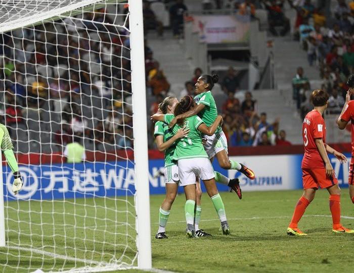 Futbol: Selección Femenil obtiene sus primeros puntos en el Mundial