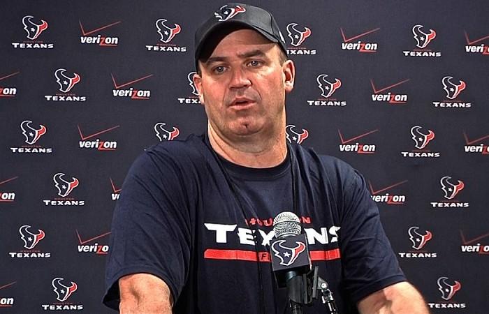 Futbol Americano: Coach de Texanos critica a árbitros de NFL