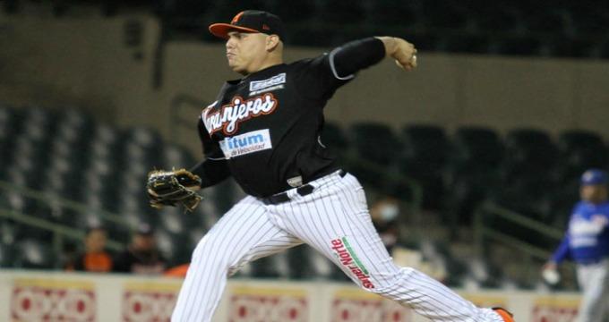 Beisbol: Obregón gana en su casa con la mínima de 1-0