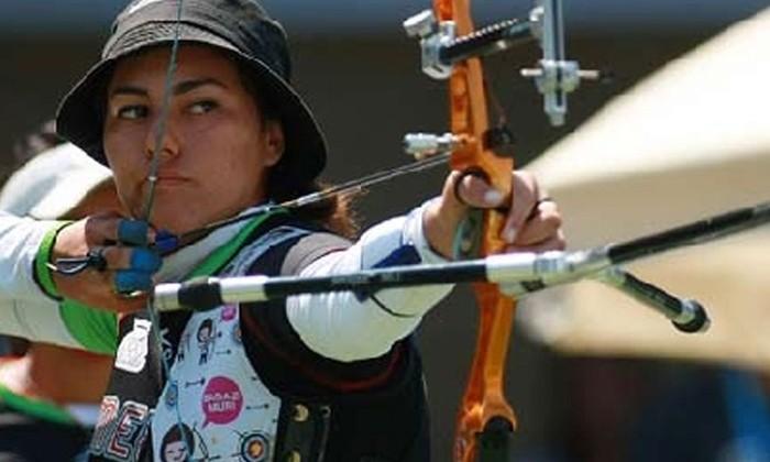 Tiro con Arco: Alejandra Valencia acaba entre las ocho mejores