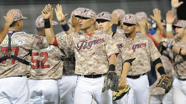 Beisbol, LVBP: Tigres de Aragua se acerca a su clasificación tras derrotar a Caribes