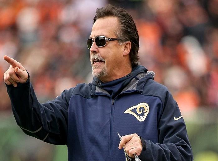 NFL, Futbol Americano: Los Rams despiden a Jeff Fisher
