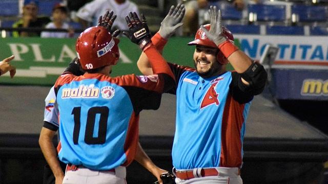 Beisbol, LVBP: Jesús Montero impulsó a Cardenales al triunfo sobre Navegantes