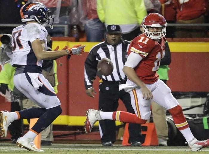 NFL, Futbol Americano: Kansas City elimina a los Broncos