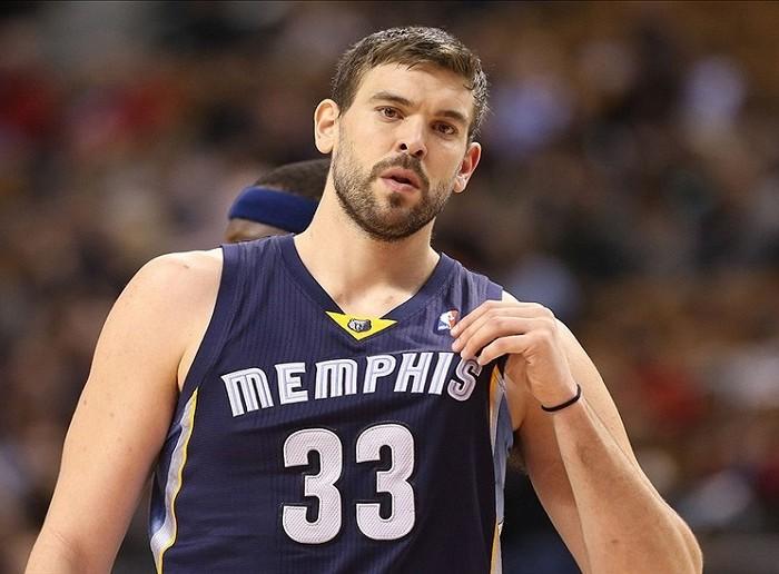 NBA, Baloncesto: Gasol consigue ´doble-doble´