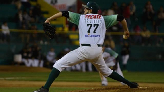 Beisbol, LMP: Con Trujillo en la loma, Cañeros gana el primero a los Águilas