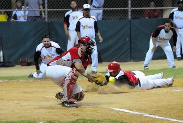 Softbol, SSNM: Ponce es el primer finalista del Softbol Masculino