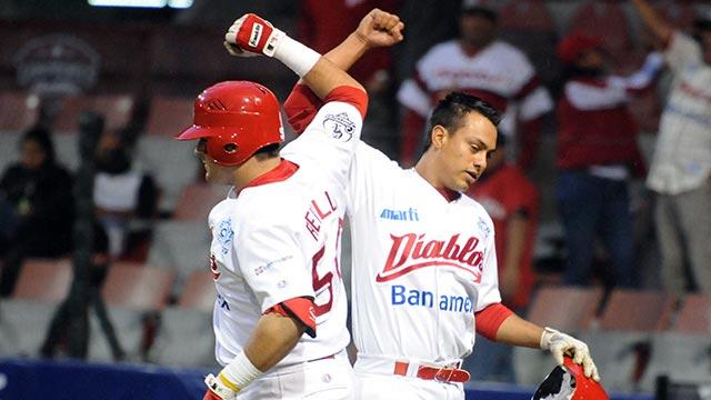 Beisbol, LMB, LIM: Diablos-Guerreros regresa al Fray Nano este fin de semana