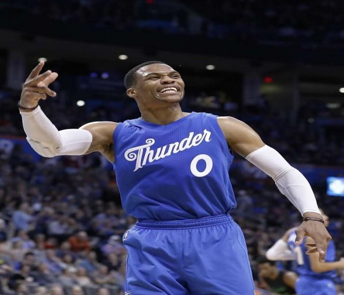 NBA, baloncesto: Thunder y Westbrook superan a los Timberwolves