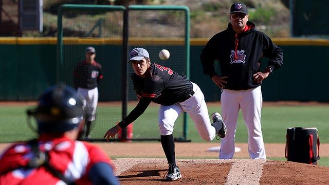 Beisbol, LMB: Scouts de Grandes Ligas observaron a los jóvenes talentos de Toros