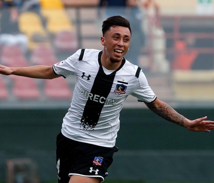 Futbol: En Chile confirman fichaje de Martín Rodríguez para Cruz Azul