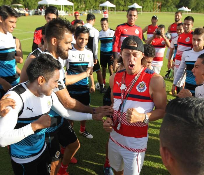 Futbol: Guadalajara tendrá su último duelo de pretemporada