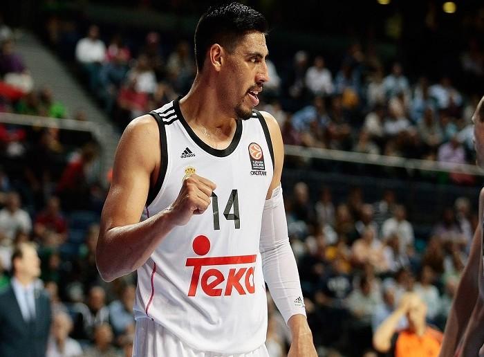 Euroliga, FIBA: Gustavo Ayón ayuda a la victoria del Real Madrid