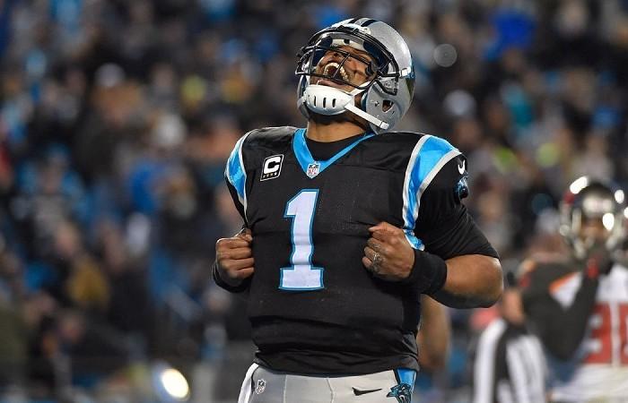 Futbol Americano: Newton decepcionado por temporada de Panteras