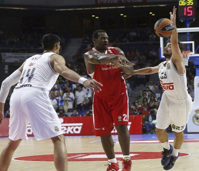FIBA, Euroliga: Real Madrid cae ante Estrella Roja