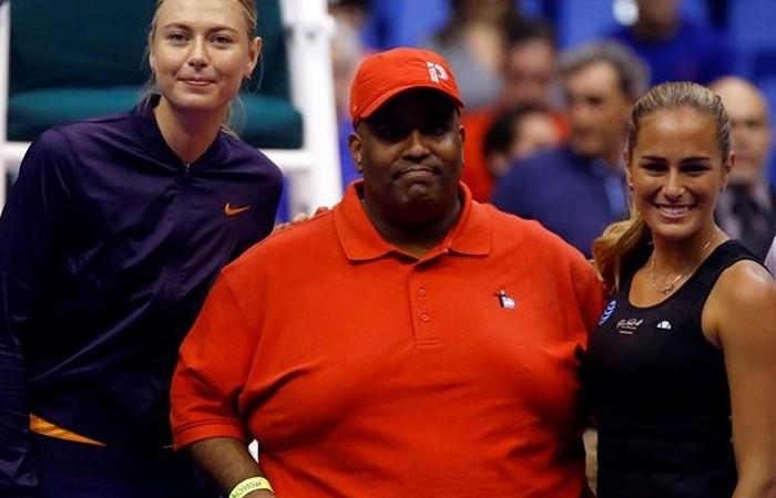 Tenis: Maria Sharapova cae en Puerto Rico ante Mónica Puig