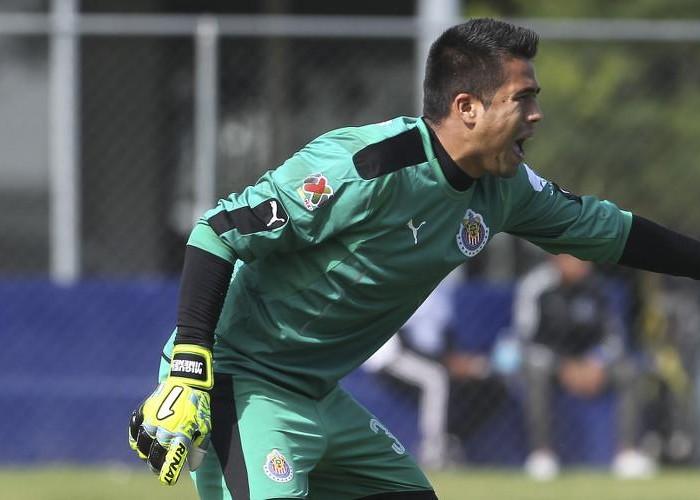 Futbol: Miguel Jiménez será el segundo portero en Guadalajara