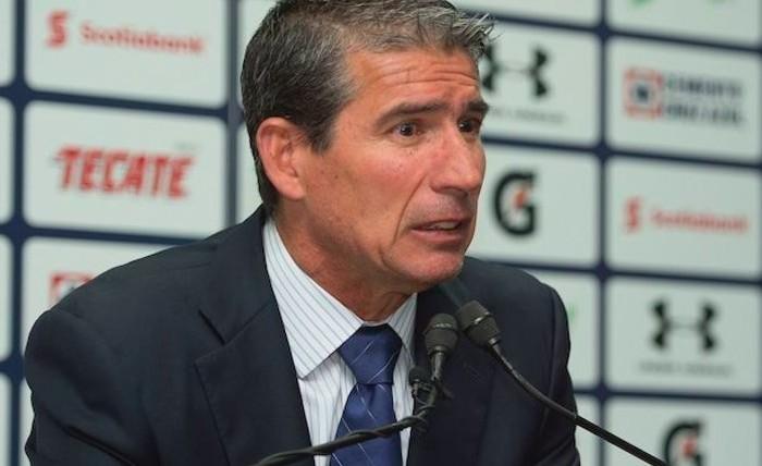 Futbol: Para Yayo de la Torre, Cruz Azul sigue siendo un equipo grande