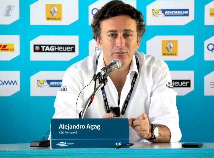 Automovilismo: Fórmula E quiere pilotos internacionales