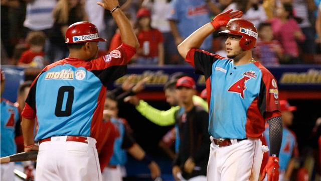Beisbol, LVBP: Cardenales de Lara arrolló a Bravos de Margarita para empatar la serie