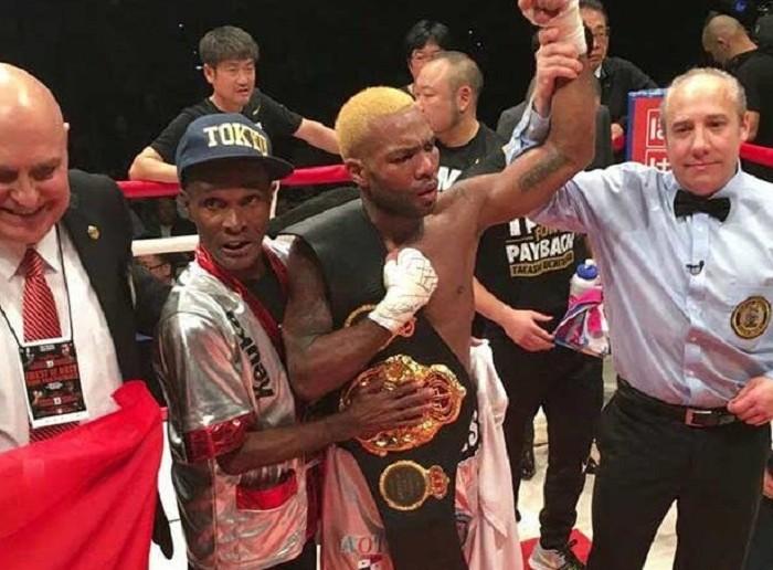 Box, contacto: Jezreel Corrales logra exitosa defensa en Japón