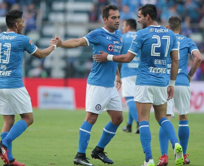 Fútbol: Cruz Azul sacó una lista de transferibles