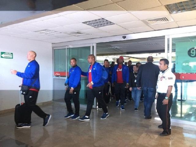 Beisbol, FCB: Alazanes de Granma hizo su arribo a Culiacán y se reportan listos