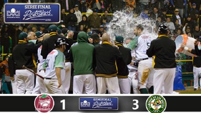 Beisbol, LMP: Cañeros vino de atrás y supera a Tomateros para obtener el pase a la Serie Final