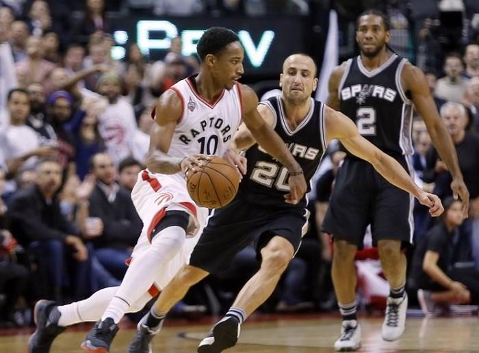NBA, Baloncesto: Ginóbili aporta cuatro puntos en el triunfo de los Spurs