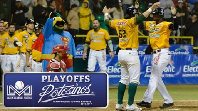 Beisbol, LMP: A punta de cañonazos, Cañeros aventaja 2-0 la serie a Venados