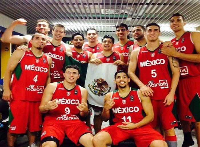 FIBA, Baloncesto: Guerreros Aztecas en Europa